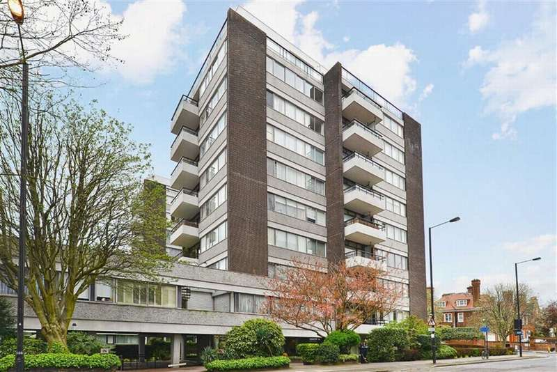 3 Bedrooms Apartment Flat for sale in London House, Avenue Road, St Johns Wood, NW8