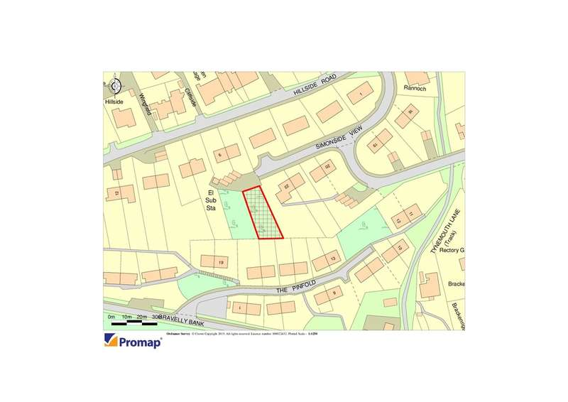 Land Commercial for sale in Simonside View , Rothbury