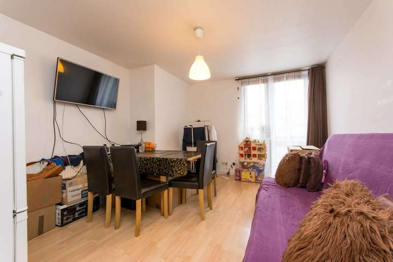 1 Bedroom Flat for sale in Carton House, Gladstone Park, NW2