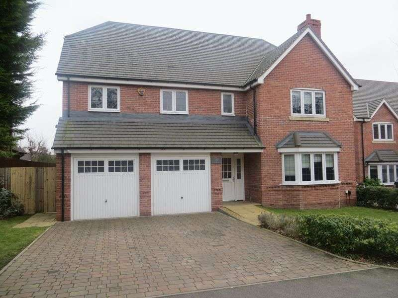 5 Bedrooms Detached House for sale in 5 Bedroom House,Sutton Road, Tamworth