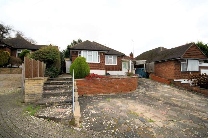 4 Bedrooms Detached Bungalow for sale in Embry Way, Stanmore, HA7