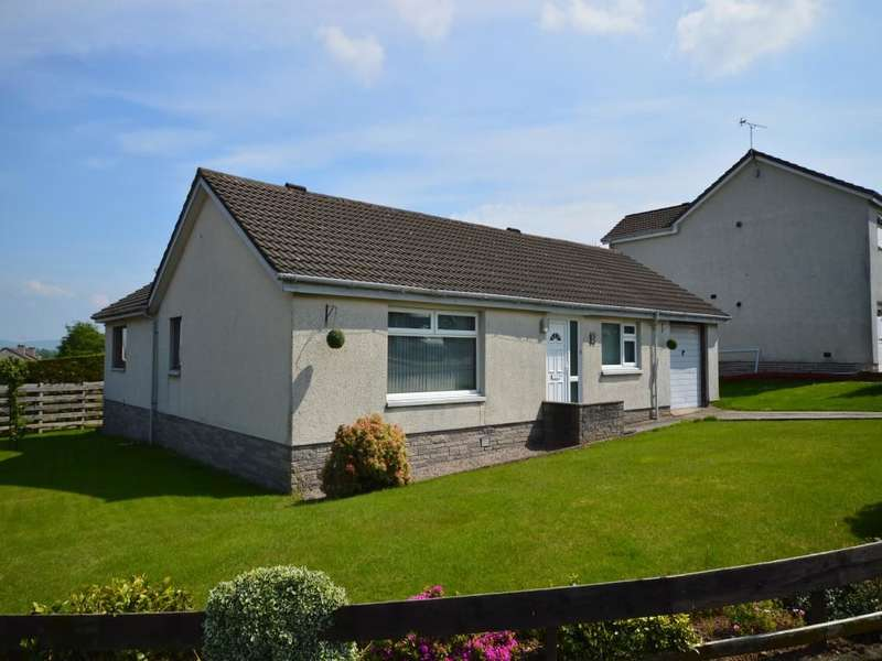 3 Bedrooms Detached Bungalow for sale in Beeches Avenue, Cargenbridge, Dumfries, DG2