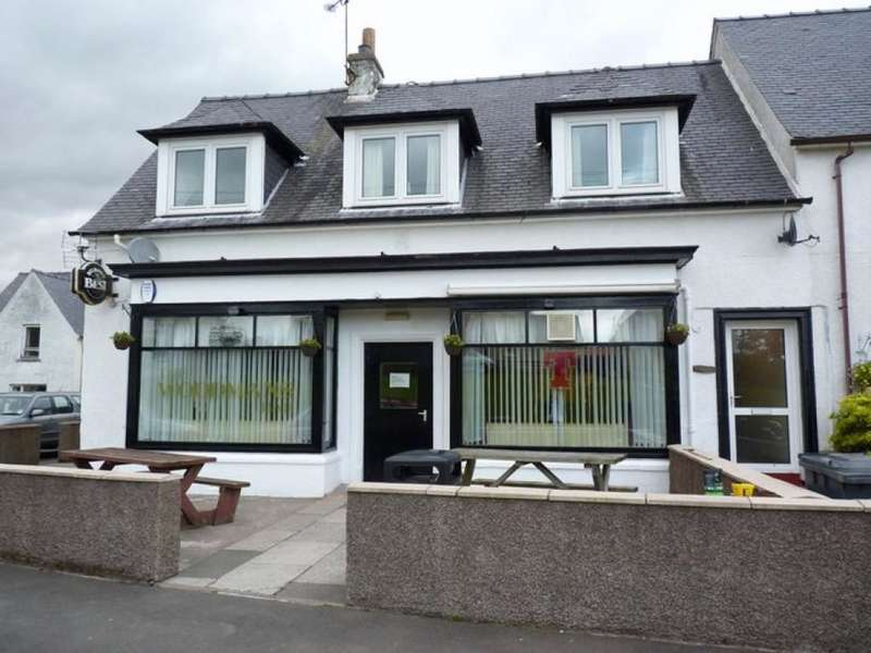 2 Bedrooms Flat for sale in Birkie Knowe, Ae, Dumfries, DG1