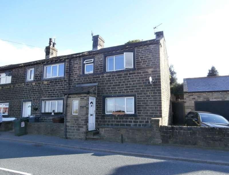 2 Bedrooms Property for sale in Sunny Dale, Denholme, Bradford, BD13