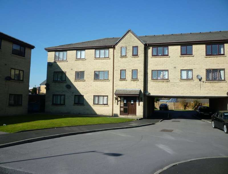 2 Bedrooms Flat for sale in Bridgeman House Moorfield Chase, Farnworth, Bolton, BL4