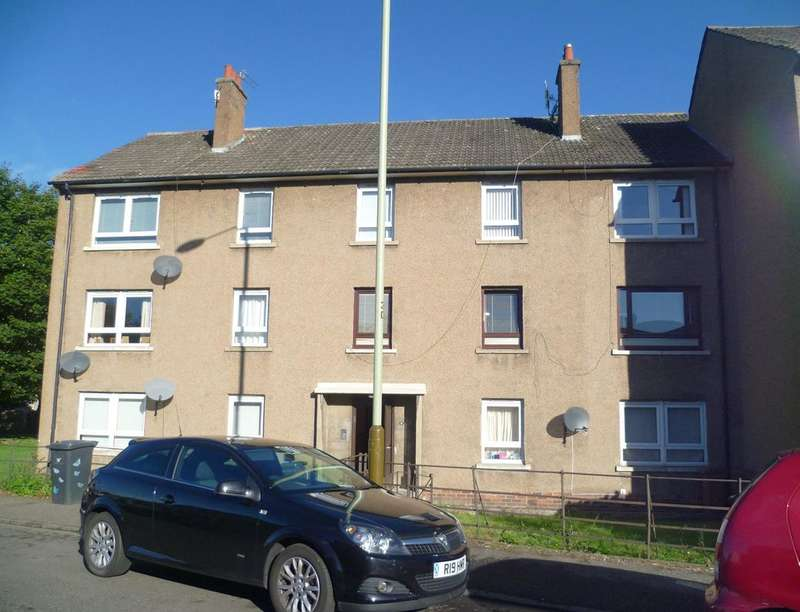 3 Bedrooms Flat for sale in Dunholm Road, Dundee, DD2