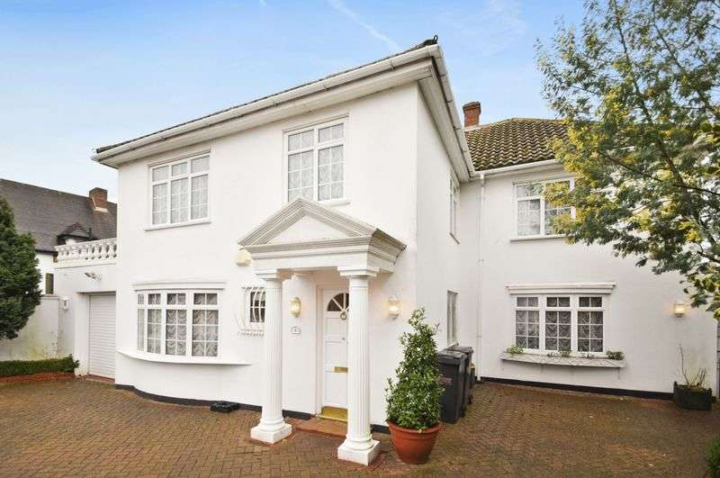 4 Bedrooms Detached House for sale in Jerviston Gardens, Streatham, London SW16