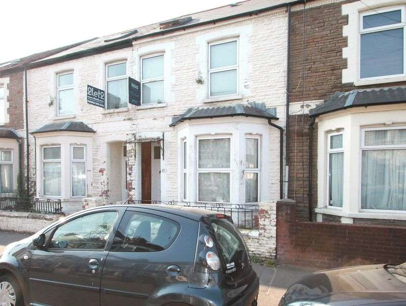 6 Bedrooms Terraced House for sale in Glenroy Street, Cardiff