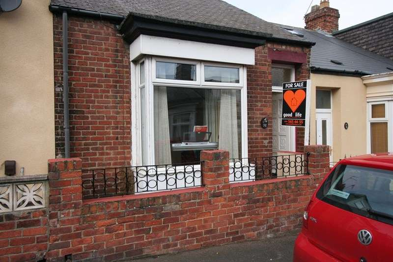 2 Bedrooms House for sale in Regent Terrace, Grangetown, Sunderland