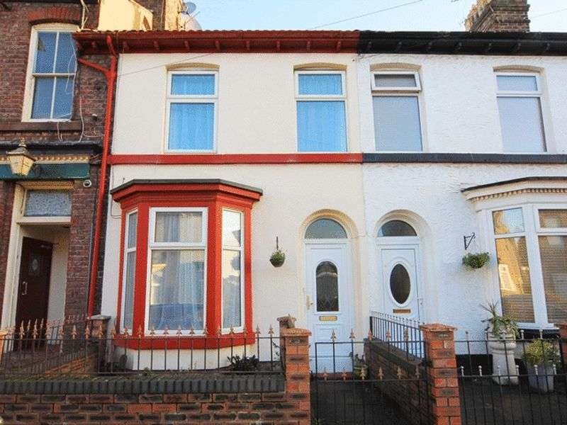 2 Bedrooms Terraced House for sale in Granville Road, Garston, Liverpool, L19