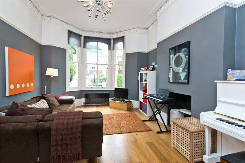 5 Bedrooms Semi Detached House for sale in Melrose Road, London, SW18