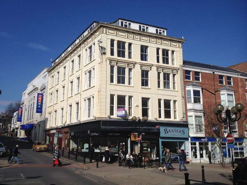 Property for sale in Albemarle Chambers, Albemarle Crescent/Westborough, Scarborough, YO11 1XX