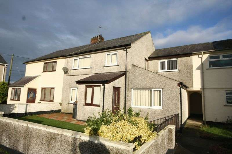4 Bedrooms Semi Detached House for sale in Llanbedrgoch, Anglesey