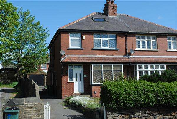 3 Bedrooms Semi Detached House for sale in Thornton Road, Thornton, Bradford