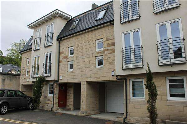 3 Bedrooms Town House for sale in Queens Mews, Queens Lane, Bridge of Allan
