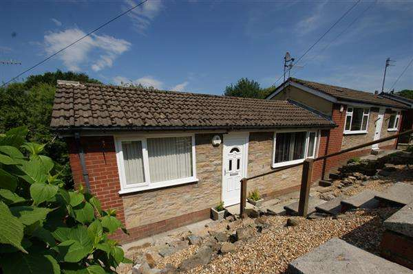 2 Bedrooms Bungalow for sale in Rhodes Ave, Lees