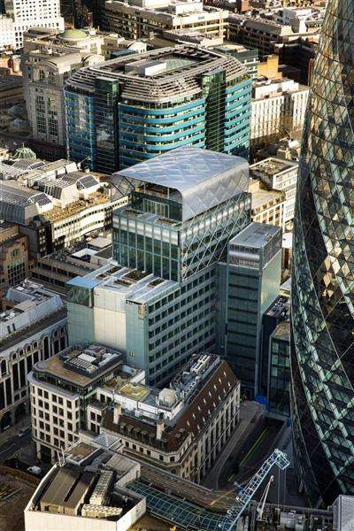 Office Commercial for rent in Bevis Marks, Bevis Marks - The City, London