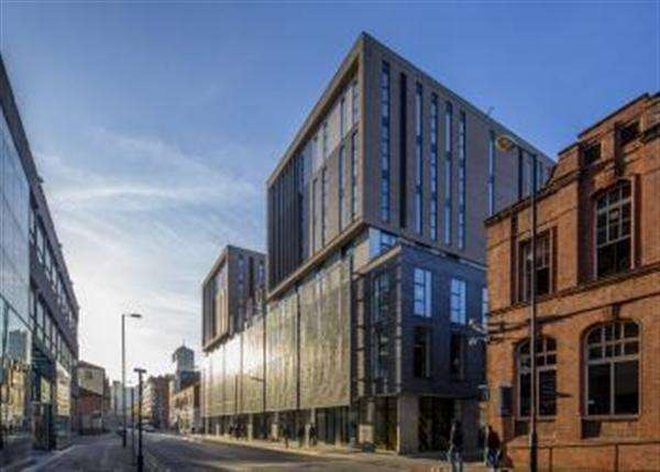 Office Commercial for rent in The Hive, Manchester
