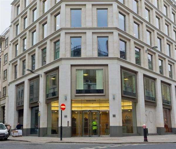 Office Commercial for rent in Gresham Street, Gresham Street - The City, London