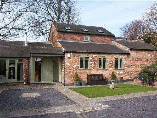 3 Bedrooms Detached House for sale in Coach House Mews, Ivy Lane, Eastwood
