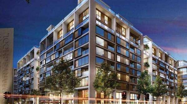 2 Bedrooms Apartment Flat for sale in Kensington High Street, Lord Kensington House, London