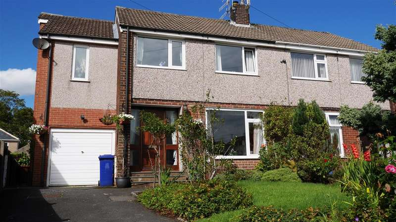 5 Bedrooms Semi Detached House for sale in Prairie Crescent, Burnley