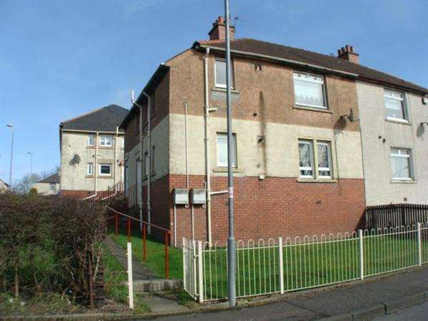 2 Bedrooms Flat for sale in Albion Street, Cliftonville, Coatbridge