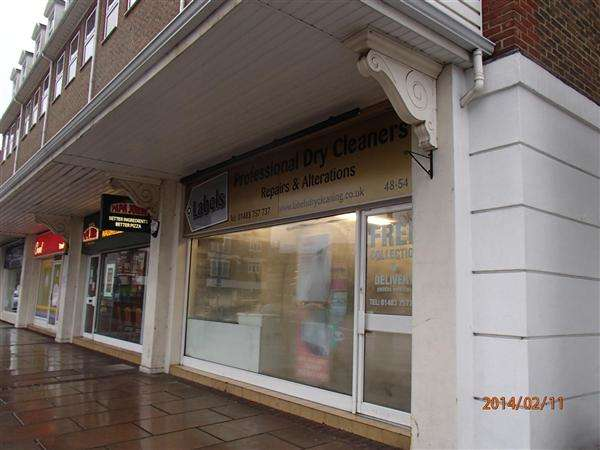 Commercial Property for sale in SURREY - MODERN DRY CLEANERS