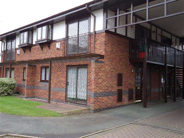 1 Bedroom Apartment Flat for sale in Regency Court, Winsford