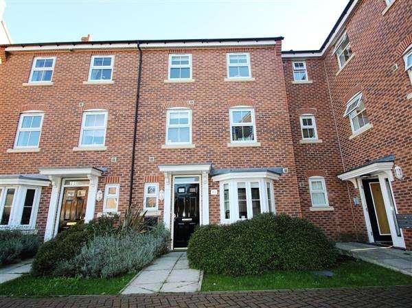 4 Bedrooms Town House for sale in Conisborough Way, Hemsworth
