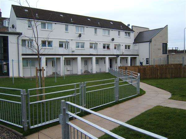 2 Bedrooms Maisonette Flat for sale in Longrow, Campbeltown