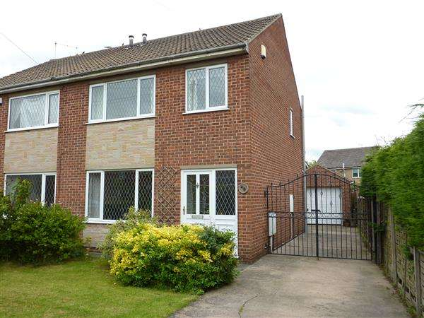3 Bedrooms Semi Detached House for sale in ARCHER ROAD, WALTHAM, GRIMSBY