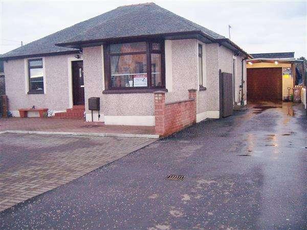 3 Bedrooms Bungalow for sale in Sorbie Road, Ardrossan