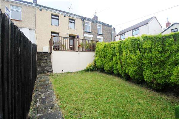 2 Bedrooms Terraced House for sale in Collenna Rd, Tonyrefail, Porth
