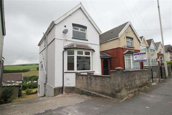 3 Bedrooms Semi Detached House for sale in Cambrian Avenue, Porth