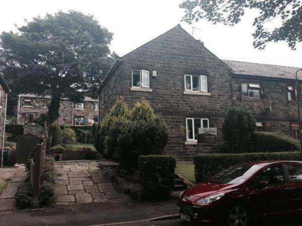 3 Bedrooms Semi Detached House for sale in Western Road, Stacksteads