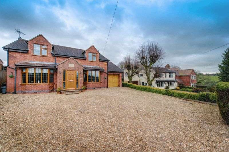 4 Bedrooms Detached House for sale in MAIN ROAD, SMALLEY