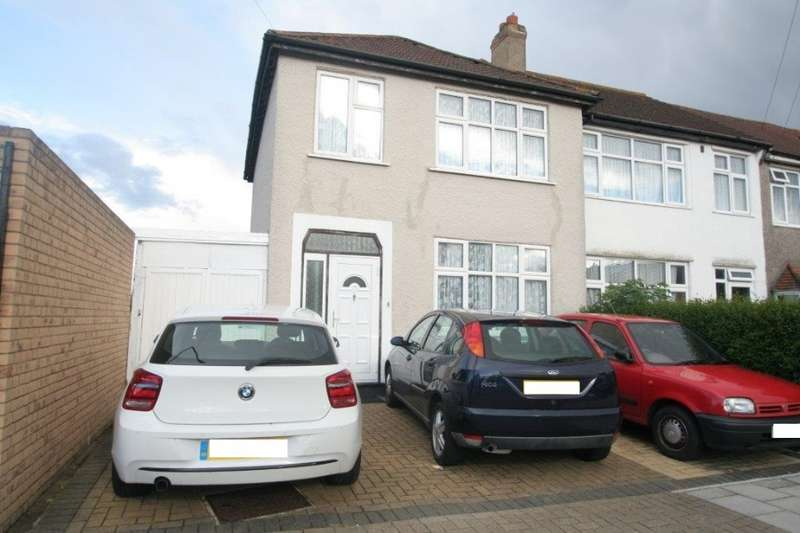 3 Bedrooms Terraced House for sale in Stockport Road, Streatham Vale, SW16 5XE