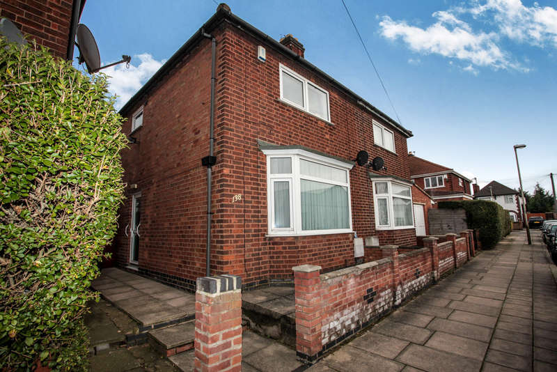 3 Bedrooms Semi Detached House for sale in Halkin Street, Leicester, Leicester, LE4