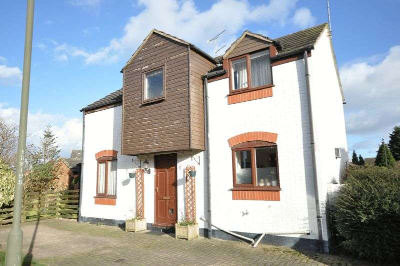 3 Bedrooms Detached House for sale in Bramley Court, Hatton