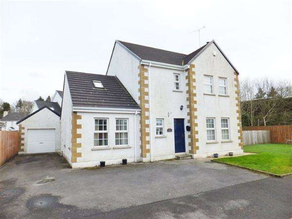 4 Bedrooms Detached House for sale in 1 The Beeches