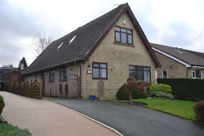4 Bedrooms Detached House for sale in Rudding Avenue, Allerton, Bradford