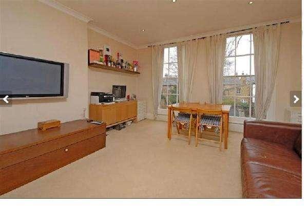 2 Bedrooms Maisonette Flat for sale in Hamilton Road, London