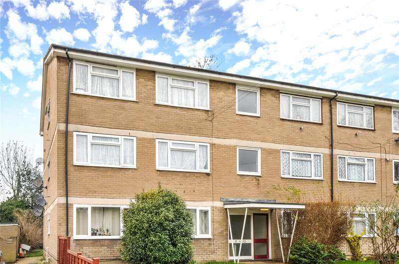 2 Bedrooms Apartment Flat for sale in Parsonage Close, Hayes, Middlesex, UB3