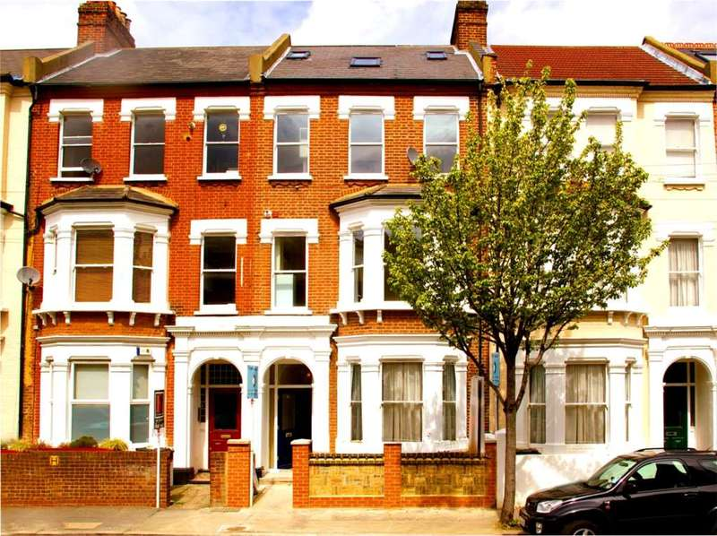 2 Bedrooms Flat for sale in Trent Road, London