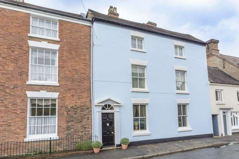 6 Bedrooms Terraced House for sale in Barrow Street, Much Wenlock