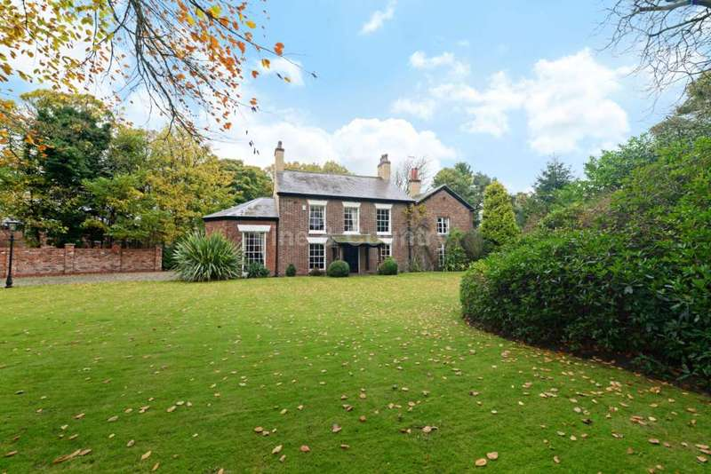 7 Bedrooms Detached House for sale in Green Lane, Freshfield, Formby
