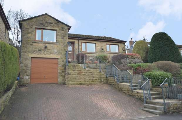 4 Bedrooms Detached House for sale in Mount View Road, Hepworth, HOLMFIRTH, West Yorkshire