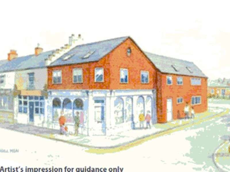 Land Commercial for sale in Queen Street, Earlestown, Newton-le-Williows