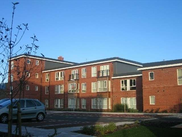 2 Bedrooms Flat for sale in Gilmartin Grove, Liverpool